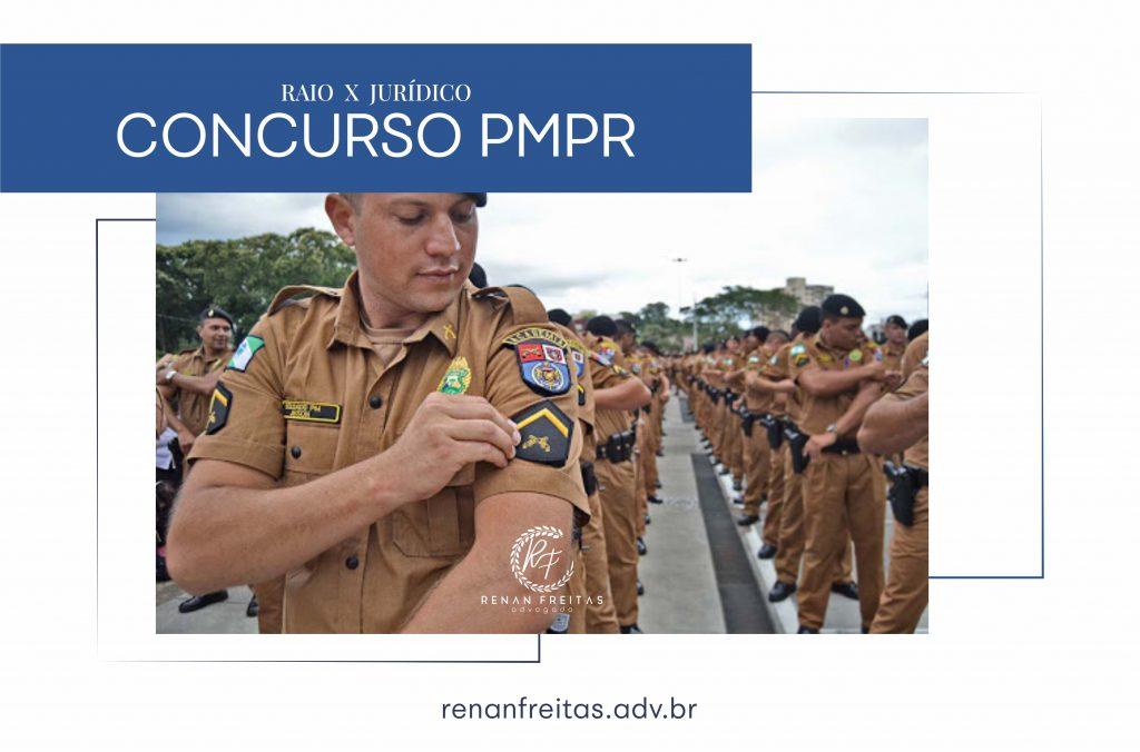 Concurso PMPR